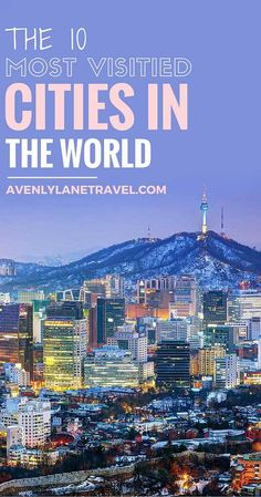 Have you ever wondered what cities are the most visited in the world? MasterCard recently released their annual report showing which cities forecast to be most visited by international travelers in 2015. Click through to see if you favorite city made the list!