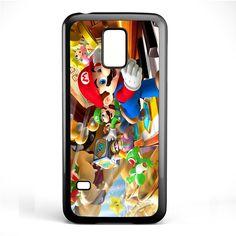 Mario Bross Game TATUM-6888 Samsung Phonecase Cover Samsung Galaxy S3 Mini Galaxy S4 Mini Galaxy S5 Mini