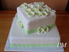 svatební -  chryzantémy