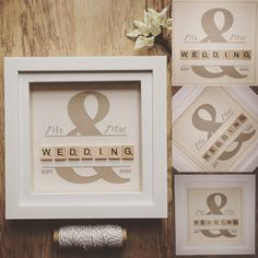 A beautiful handcrafted gift that can be either to celebrate and engagement or wedding...or even an anniversary.  Printed on luxurious 300gsm Linen