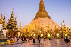 Vé máy bay từ Singapore đi Yangon giá rẻ Jetstar từ 660000đ