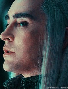 """You're just a cowardly rabbit, to afraid to leave it's hole!"" Nayomi crossed her arms and smirk when Thranduil looked back at her in surprise. This was out of character for her. Normally she was afraid to break the rules, or insult anyone. ""What..?"" He asked quietly."