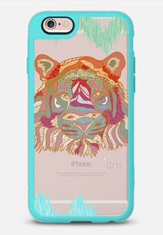 Check out my new @Casetify using Instagram & Facebook photos. Make yours and get $10 off using code: P457MB #casetify #iphone #mint #case #illustration #pet #animal #wild #tiger #bohemian #chic #nikamartinez #transparent #case #phonecase #cover #colorful #trendy #fancy #cute #teen #iphone6s