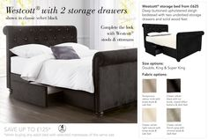 Beds & Headboards | Bedroom | Home & Furniture | Next Official Site - Page 3