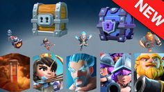 Download Clash Royale mod Apk unlimited gold/money, unlock cards, arena and can view your enemy troops and elixir