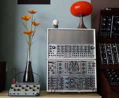 Modular synth retro!