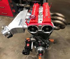 4age Engines  16v - 20v