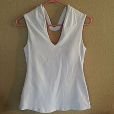 Lululemon Workout Top Cool style in good condition, worn a few times no stains lululemon athletica Tops Tank Tops