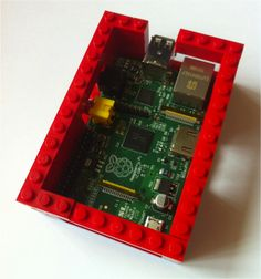 Biz, age 12, is a member of the Boreatton Scouts Robo Club. When we featured them in a post a few weeks ago, we had a number of requests for instructions on making the LEGO Raspberry Pi case she'd created. She's sent me some instructions and photos – thanks Biz! The Scouts are in Mannheim, …