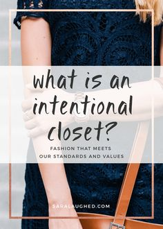Lasting fashion that meets your personal style, values, and needs. Ethical Fashion, Slow Fashion, Travel Wardrobe, Capsule Wardrobe, Minimalist Wardrobe, Minimalist Style, Fashion Advice, Fashion Hacks, Fashion Ideas