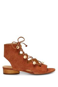 7dac96724d2d all shoes — Balliets. Rebecca Minkoff Kyla Lace Up Flat Sandal