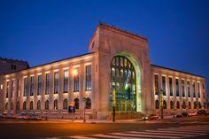 Philadelphia Museum of Art's Perelman Building at night  (CREDIT: G. WIDMAN FOR GPTMC)