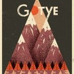 One more good one before the weekend. #Gotye band poster.