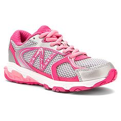 New Balance KJ635 - Lace Up For The Cure found at #OnlineShoes