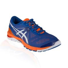 Asics - Gel Excel 33 3 Running Shoe - Royal/White/Flash Orange