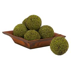 Nearly Natural 4795 Berry Ball, 4-Inch, Green, Set of 6 *** See this great image  (This is an amazon affiliate link. I may earn commission from it)