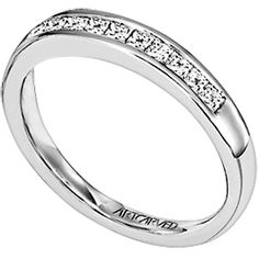 """ArtCarved - """"Caprice"""" w-ring (no e-ring)"""