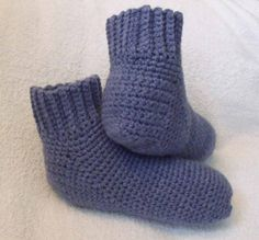 crochet slipper socks easy patterns | Add it to your favorites to revisit it later.
