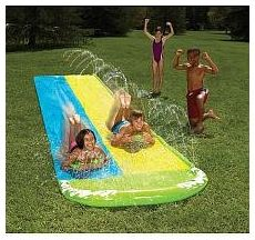 Fun ideas for kids for the summer!
