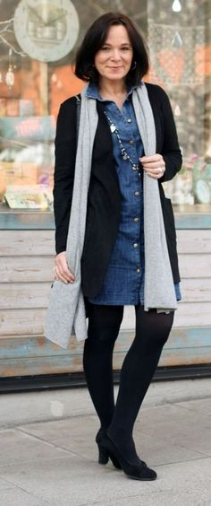 a2a513892 40 Fashion Style For Women Over 40 You Can Save For Anytime Winter Dress  Outfits
