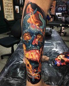 Las 79 Mejores Imágenes De Tatuajes A Color En 2018 Ideas De