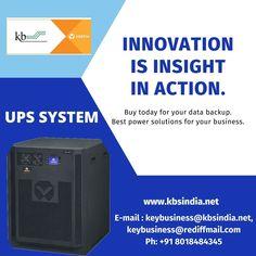 Online Ups, Ups System, Enterprise Business, Data Backup, Emerson, Innovation, Insight, Social Media, Key