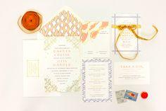 Salutations MaeMae Paperie Wedding Invitations Stationery