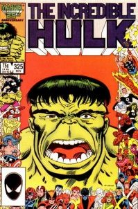 I Can't Cover What I Am – Marvel's 25th Anniversary Covers   Comics Should Be Good! @ Comic Book Resources