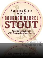 "Anderson Valley Releasing ""Wild Turkey Bourbon Barrel Stout"" 10/3 List Of Beers, Wild Turkey Bourbon, Growler Fill, Wine Merchant, Bourbon Barrel, Brewing Company, Good People, Whisky, Brewery"