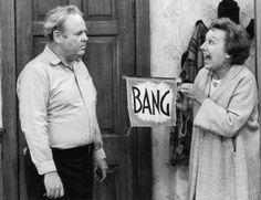 archie and edith bunker - Google Search