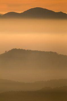 Vosges from Col de la Schlucht