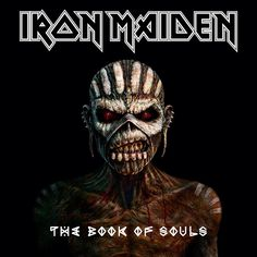 IRON MAIDEN To Release First Ever Double Studio Album Book Of Souls In September; Artwork, Trackisting Revealed - Bravewords.com