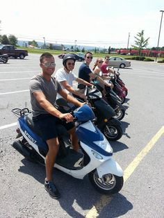 Campus Skoots proudly serves the students of #PennState! They're also participating in our #BackToSchool with Genuine Sale. Get a new scooter for the fall semester today! #GoNittanyLions