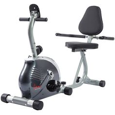 Sunny Health and Fitness SF-RB921 Magnetic Recumbent Bike for Sale