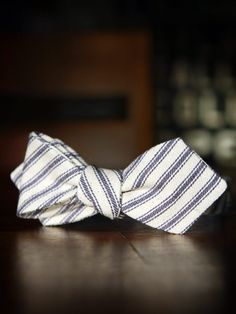 d420e08a246d 10engines: 10E2081: Starboard Clothing Co. x The Old Try - Bow Tie Cool
