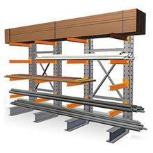 cantilever rack, cantilever rack direct from Shandong Xiuyuan Industrial Technology Co. in CN Lumber Storage Rack, Lumber Rack, Tool Storage, Cantilever Racks, Heavy Duty Shelving, Pipe Rack, Shelving Design, Steel Racks, Wall Mounted Shelves
