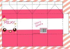 Kawaii mysterious world: Easy & Kawaii PaperCraft