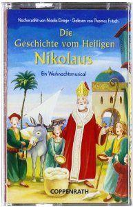 Die Legende vom Heiligen Nikolaus wird in diesem stimmungsvollen Weihnachtsmusical für die ganze Familie nacherzählt und mit sieben pfiffigen Liedern musikalisch untermalt. Ein festlicher Hörspaß zum Vorfreuen und Mitsingen.