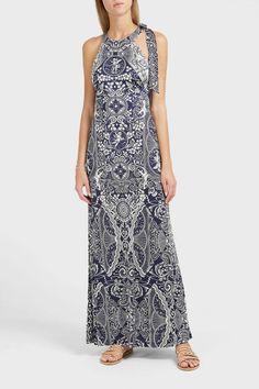 Poker Card Print Dress - Clothing - Women