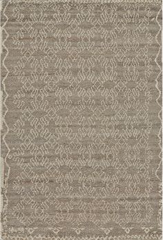 Barbary, Natural & Ash, Hand Knotted | Wool Rugs | Abode & Company. The Barbary Collection comprises luxurious, undyed wool rugs that are hand knotted into thick, subtle but striking geometric patterns that blend with ease in many settings - modern and contemporary to traditional.  This  collection finds its inspiration in the natural beauty of the traditional Beni Ourain rugs that hail from Morocco.       Wool Pile.     Hand Knotted.     Multiple Sizes.     Plush.