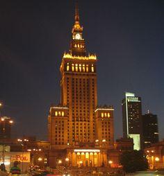 Palac Kultury, Warszawa