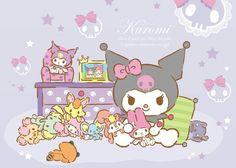 Kuromi & Little Melody