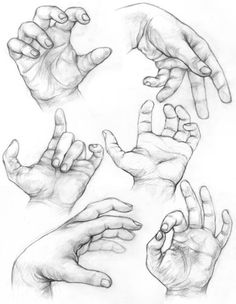 Sketches: Hands and feet~ Drawing Lessons, Drawing Techniques, Life Drawing, Figure Drawing, Painting & Drawing, Drawing Practice, Feet Drawing, Drawing Hands, Anatomy Sketches