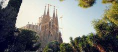Sagrada Família - Barcelona (Spain)