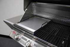 Beefeater BBQ Accessories bring you  this highly demanded Teppanyaki Hotplate in full Stainless Steel. Made from the same great quality stainless used in all their BBQ Grill and BBQ Hotplate Cooktops, this one is made to last.     Made to fit all Beefeater models. Will Replace your 320mm Width Hotplate or Grill.