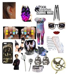 Me by awesomesauceunicornislandnerd on Polyvore featuring Cosimia, NIKE, Disney, Leg Avenue, Yves Saint Laurent, Anastasia Beverly Hills, women's clothing, women's fashion, women and female