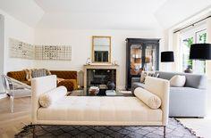 Nate Berkus Interiors Seattle | Eclectic Modern Living Room