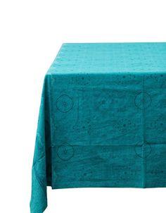 NEHA Duk | Tablecloth | Duker & Løpere | Interiør | Indiska.com