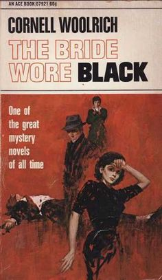 Ace Books - The Bride Wore Black - Cornell Woolrich