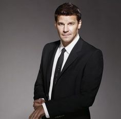 Loved David Boreanaz when he was Angel on Buffy and love him as Seeley Booth on Bones now!